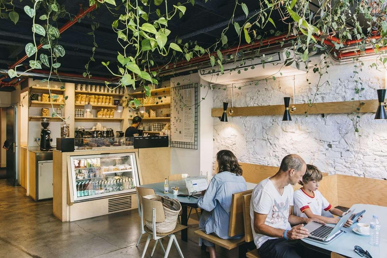 Satan's Coffee corner | Casa Bonay