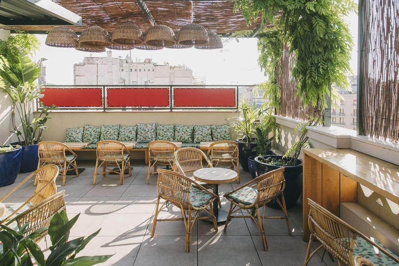Chiringuito & Rooftop | Casa Bonay