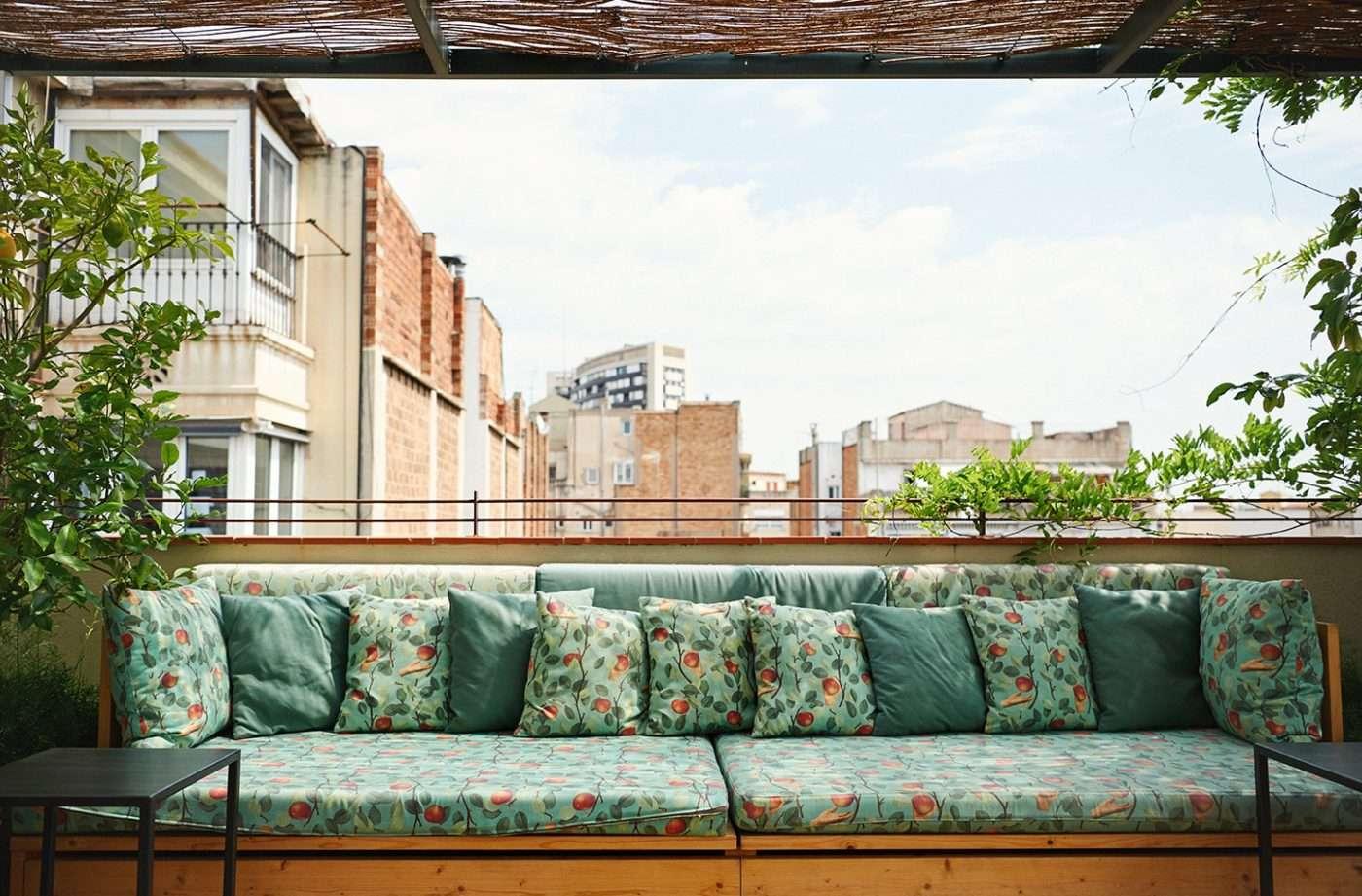 El terrat | Casa Bonay