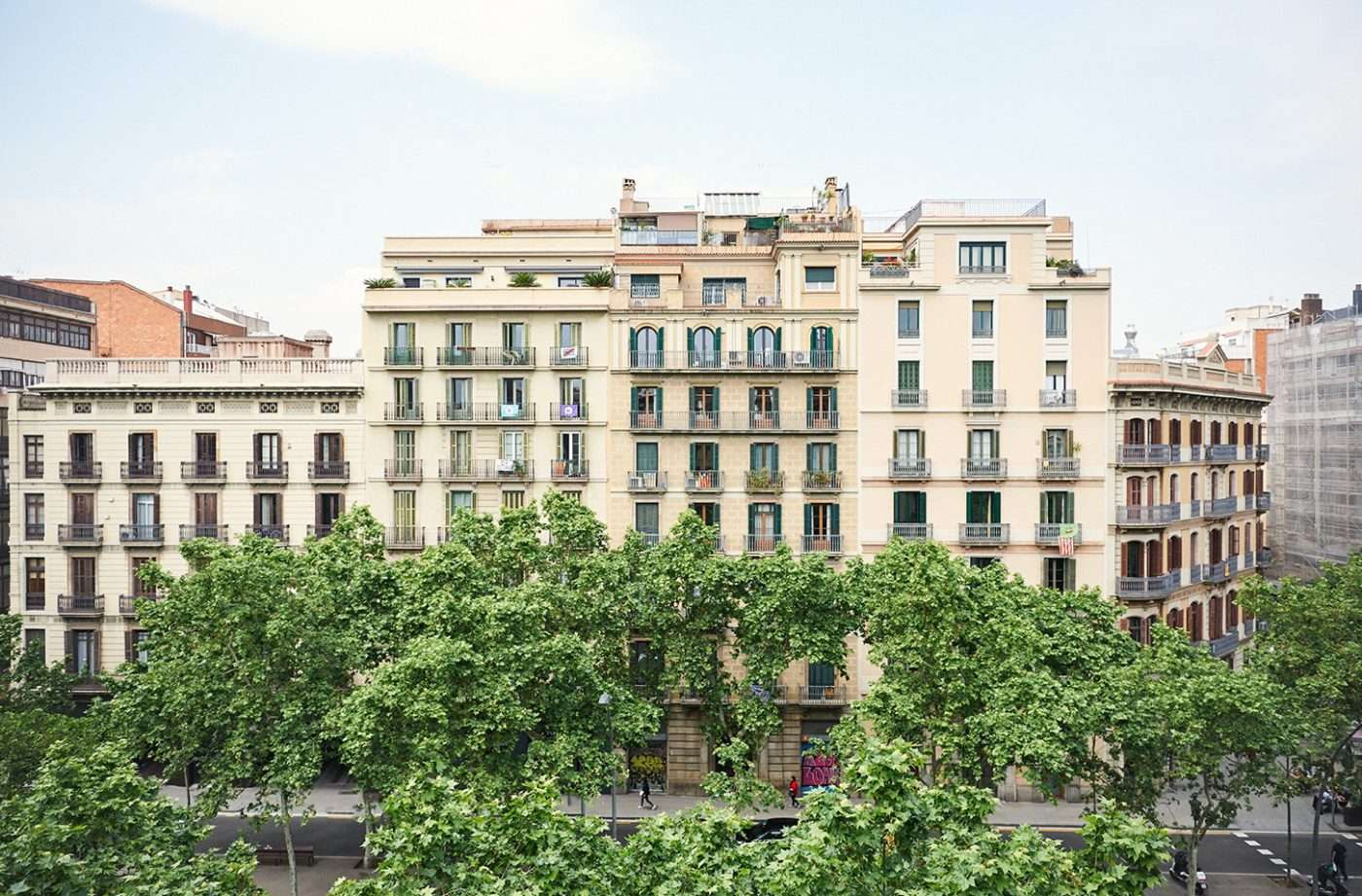 L'histoire et le quartier | Casa Bonay